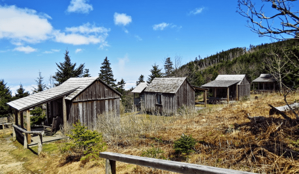 Bon LeConte Lodge | Mt. LeConte | Great Smoky Mountains National Park | Log  Cabins | The Smokies | Cabins | Llamas | Trillium Gap Trail | Grotto Falls  | Alum ...